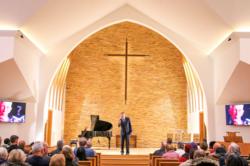 Pastor Finley's Sermon
